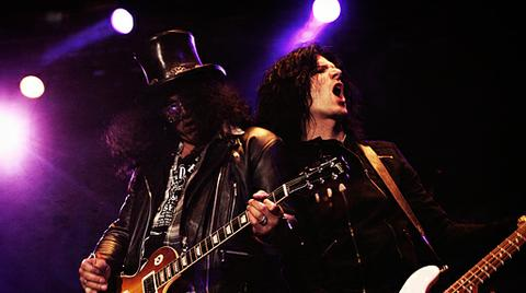 Todd Kerns Gives Update On New Slash Album