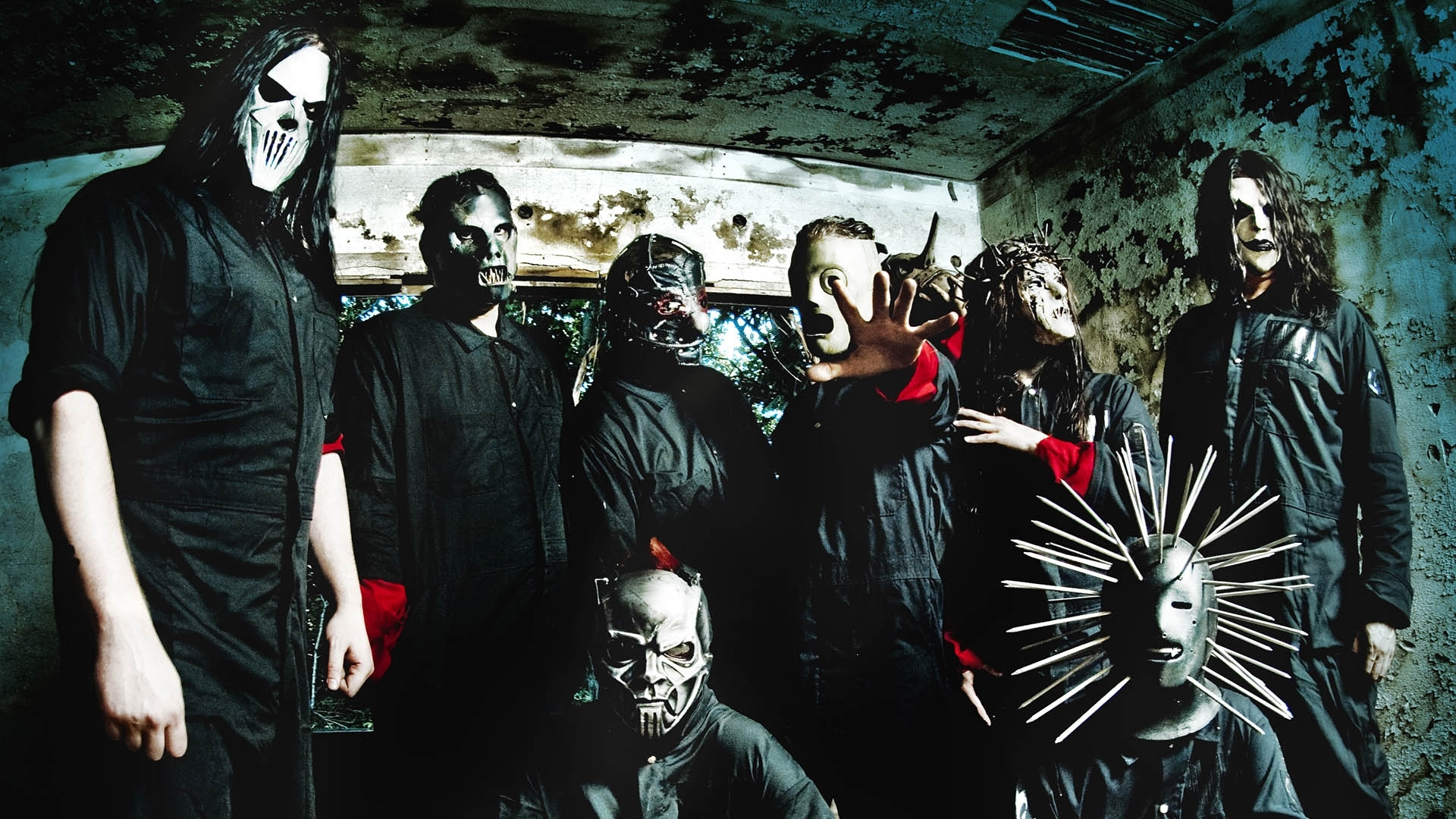 New Slipknot Album Anticipation Builds With Second Teaser - AllAxess