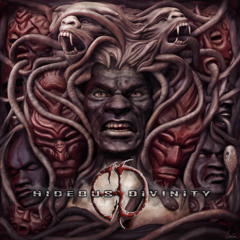 All Axess AMPED: Hideous Divinity – 'Sinister And Demented'