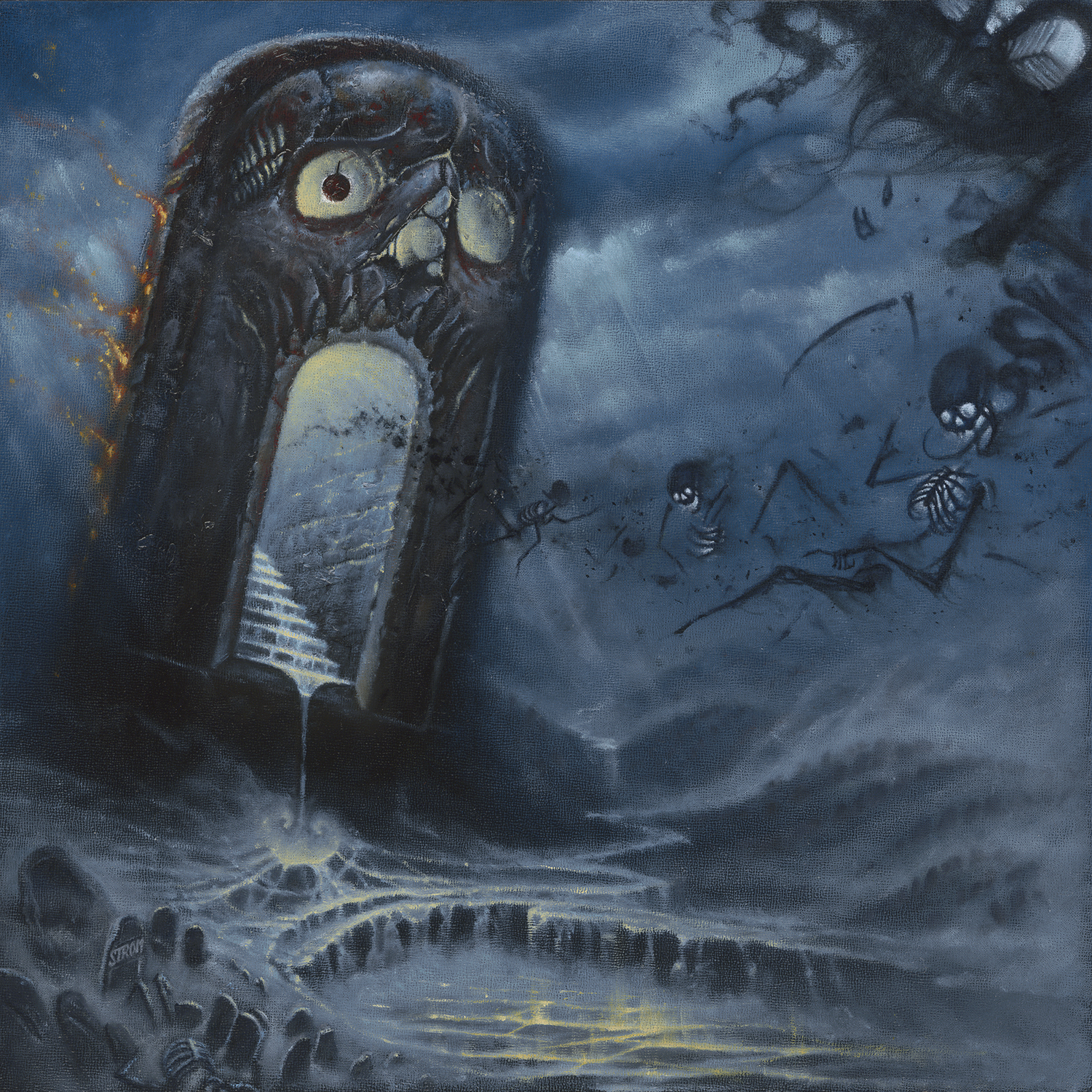 AMPED ARTIST: Revocation – 'Madness Opus'