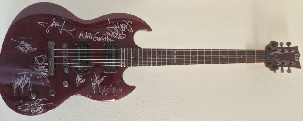 Competition: Win an ESP LTD Viper-200 Guitar Signed by Emmure, DevilDriver, Suicide Silence, and Animals As Leaders!