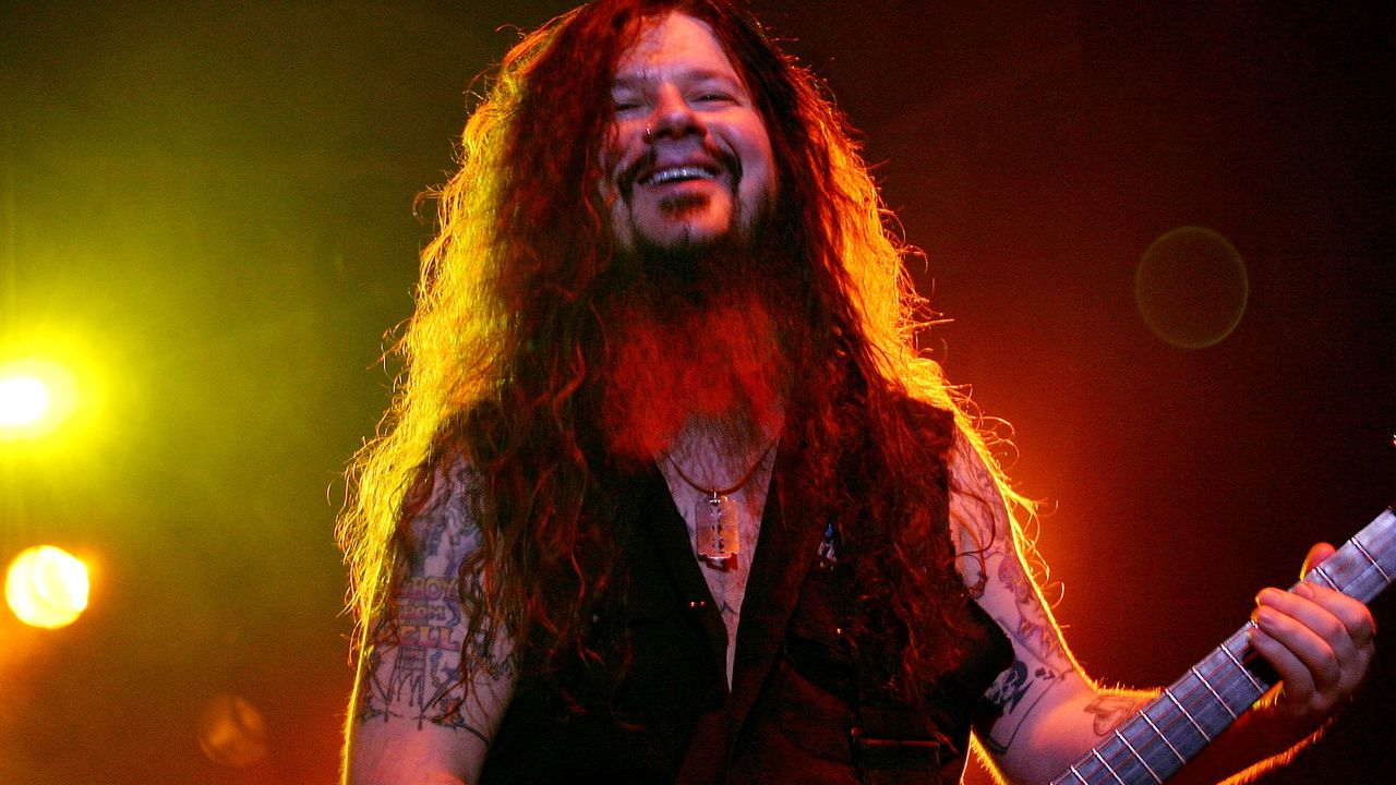 "Dimebag Darrell's Greatest ""Metal"" Guitarist"