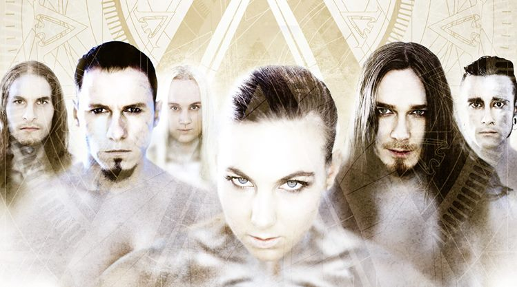 Amaranthe Gets AMPED By All Axess