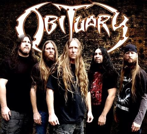 Obituary Get AMPED By All Axess
