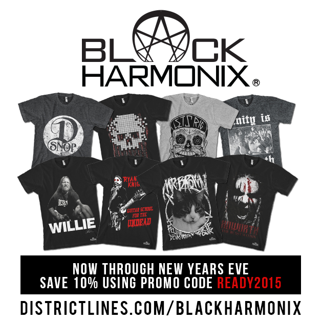 Black harmonix end of year discount