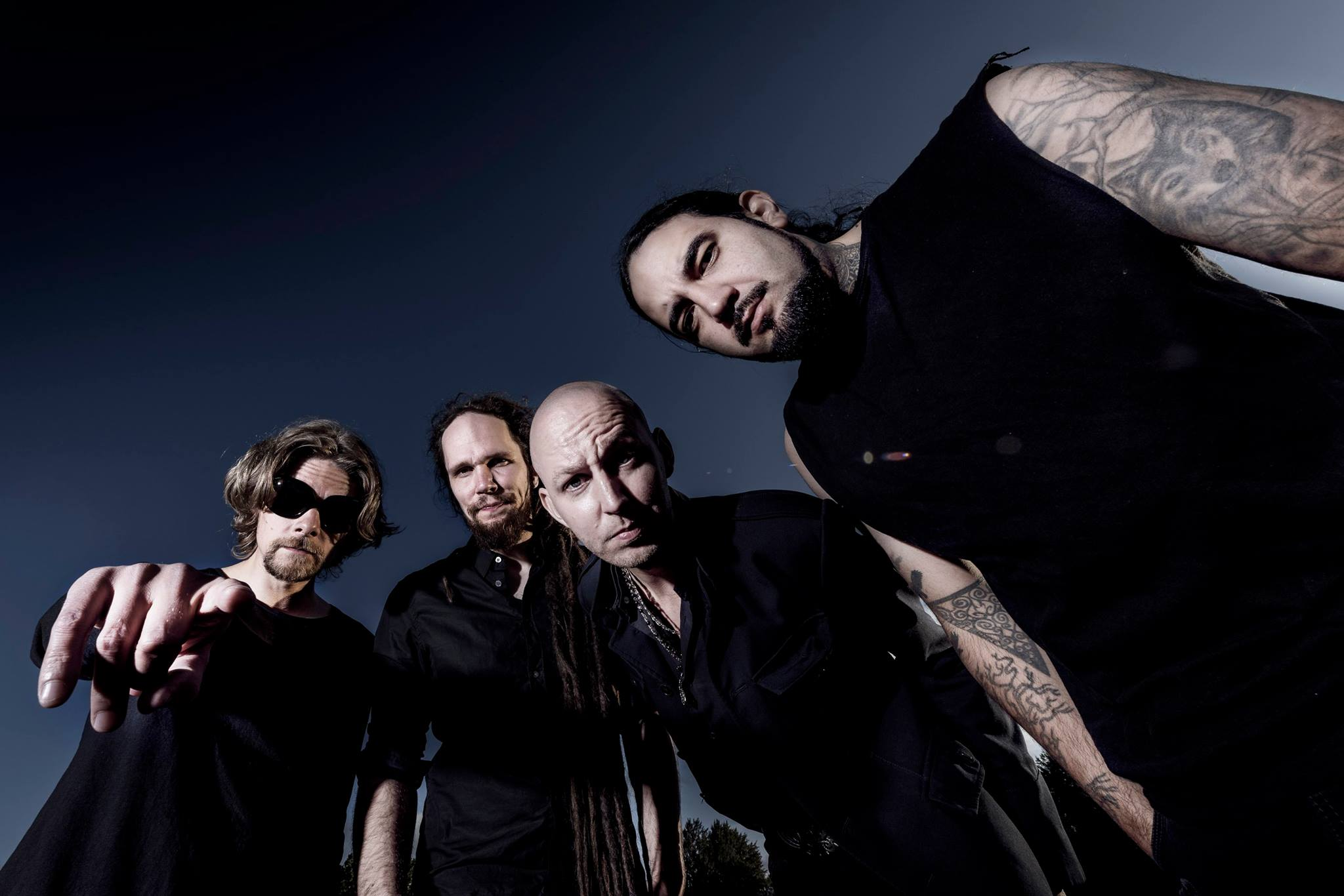 AMPED: Soen Gets AMPED By All Axess