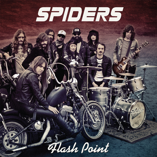 AMPED Artist: Spiders - 'Hang Man'