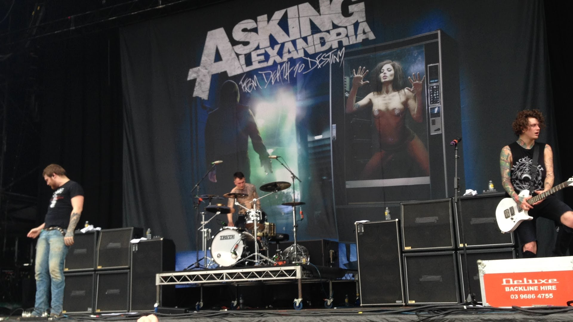 Favorite Asking Alexandria tracks
