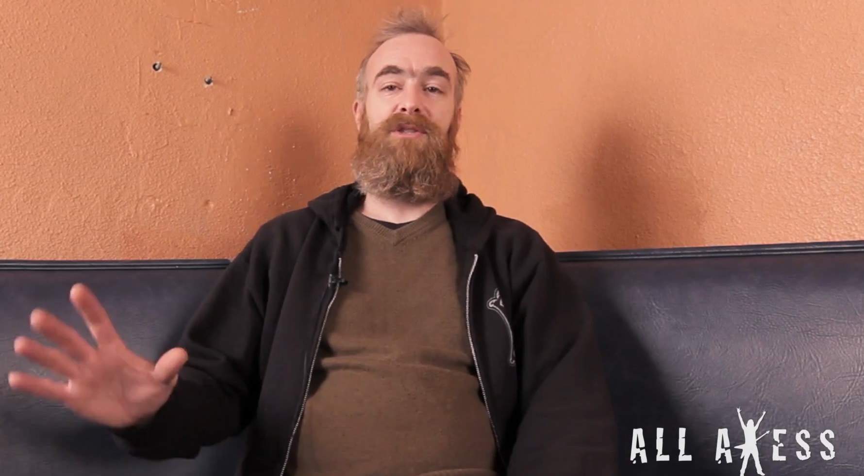 David Sullivan of Red Fang Interviewed