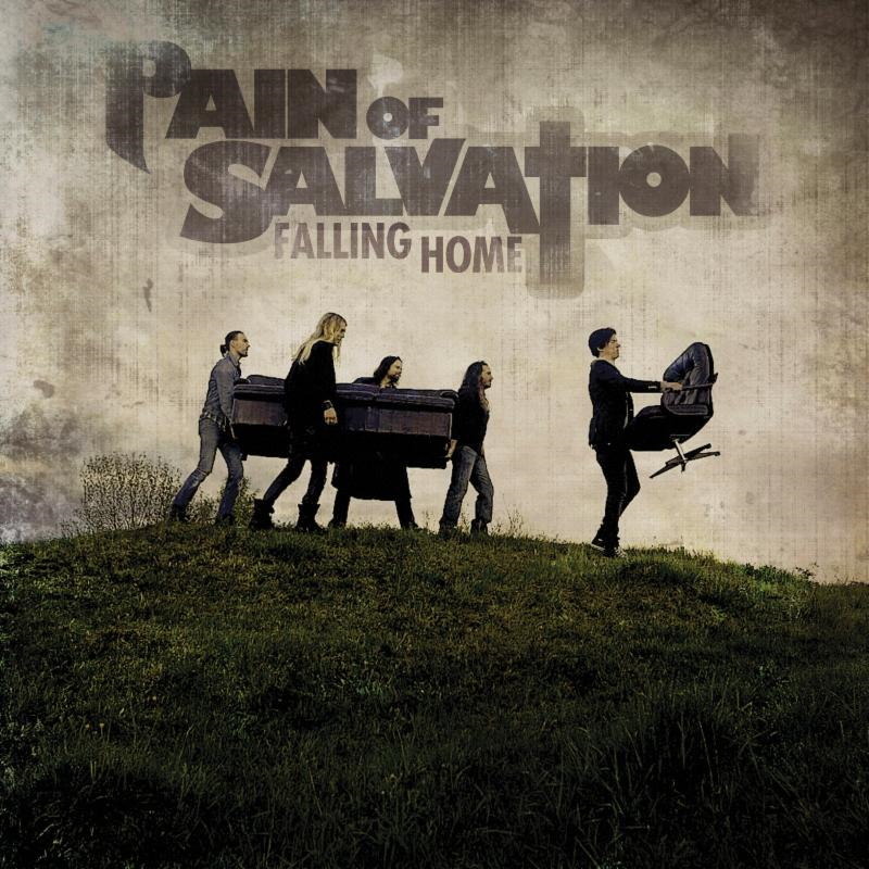 Spotlight On AMPED Artist Pain Of Salvation