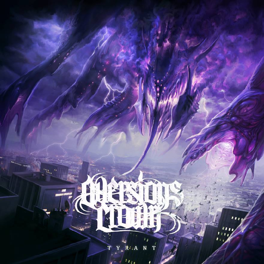 Spotlight On AMPED Artist, Aversions Crown