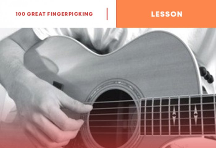 100 Great Fingerpicking Guitar Songs